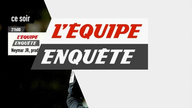 Neymar Jr prodigieux et infernal , bande annonce - L'EQUIPE ENQUETE - NEYMAR JR