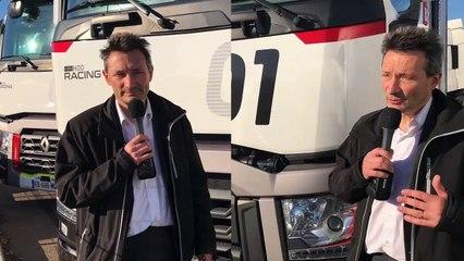 Renault Trucks commercialise la série spéciale T 01 Racing