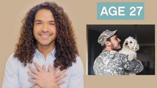 70 Men Ages 5-75: What Makes You Cry?