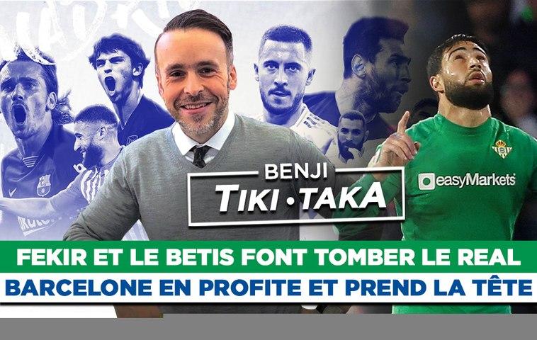 Benji Tiki Taka : Défaite cruciale pour le Real