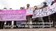 Pas de célébrations olympiques pour les évacués de Fukushima