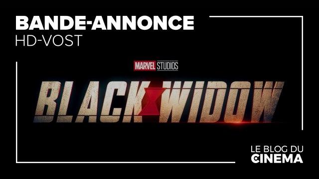 BLACK WIDOW : bande-annonce 2 [HD-VOST]