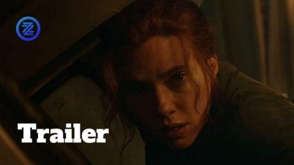 Black Widow Final Trailer (2020) Florence Pugh, Scarlett Johansson Action Movie HD