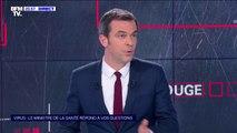 "Coronavirus: selon Olivier Véran, Franck Riester est ""peu symptomatique"""