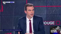 """Olivier Véran décidera de la fermeture des écoles """"partout où ce sera nécessaire"""""""