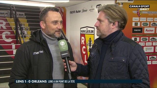 """Franck Haise : """"Encore beaucoup de travail"""""""