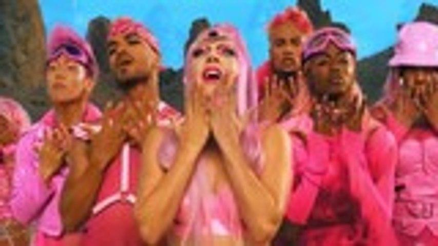 Lady Gaga's 'Stupid Love' Soars Onto the Hot 100 at No. 5 | Billboard News