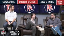 Barstool Rundown - March 9, 2020