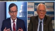 How can Senator Sanders defeating President Trump---