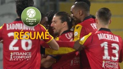 RC Lens - US Orléans (1-0)  - Résumé - (RCL-USO) / 2019-20