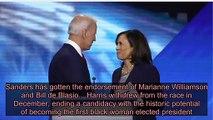 Sen. Kamala Harris endorses Biden for president  - Live News 247