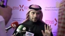 انطلاق أول دوري كرة قدم نسائي في السعودية
