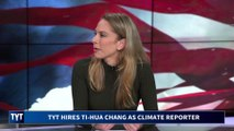 Meet TYT's NEW Climate Change Reporter!