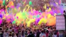 مهرجان هولي.. ألوان ترحب بالربيع
