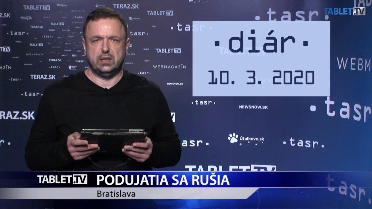 DIÁR: Do platnosti vstupujú sprísnené opatrenia proti šíreniu koronavírusu na Slovensku