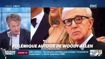 Nicolas Poincaré : Polémique autour de Woody Allen - 10/03