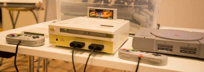 La Nintendo PlayStation : des enchères records !