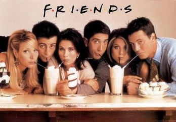 """Anekdoten zur Serie """"Friends"""""""