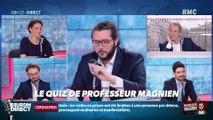 Qui accuse Agnès Buzyn de n'être que la marionnette de l'Élysée... Relevez le quiz du Professeur Magnien ! - 10/03