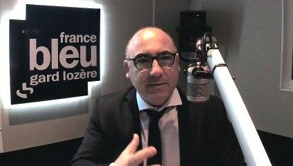 Eric Giraudier CCI du Gard