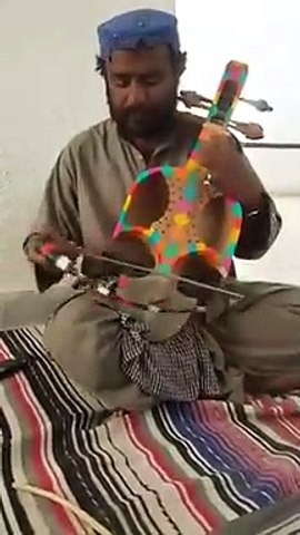 Balochi-saaz-o-zeemal