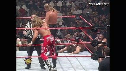 Shawn Michaels & Triple H vs the Undertaker & Mankind, RAW 1997