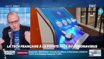La chronique d'Anthony Morel : La tech française à la pointe face au coronavirus - 10/03