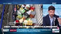 Dupin Quotidien : Hausse des ventes de produits alimentaires, face au virus - 10/03