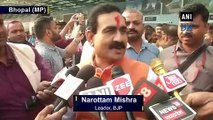 BJP will definitely welcome Jyotiraditya Scindia: Narottam Mishra