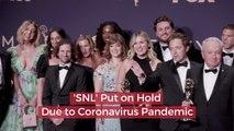 SNL Takes A Break