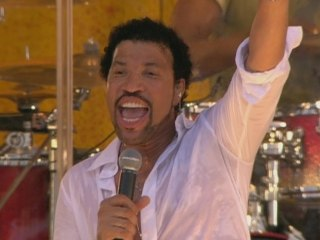 Lionel Richie - Lady (You Bring Me Up)