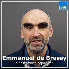 Saint-Brieuc 2020 : le quiz des candidats de France bleu Armorique - Emmanuel de Bressy