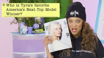 Tyra Banks Guesses How 1,449 Fans Responded to a Survey About Her