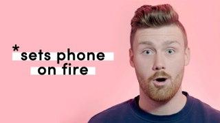 People React To Forward Dating App Pickup Lines | Digital Love