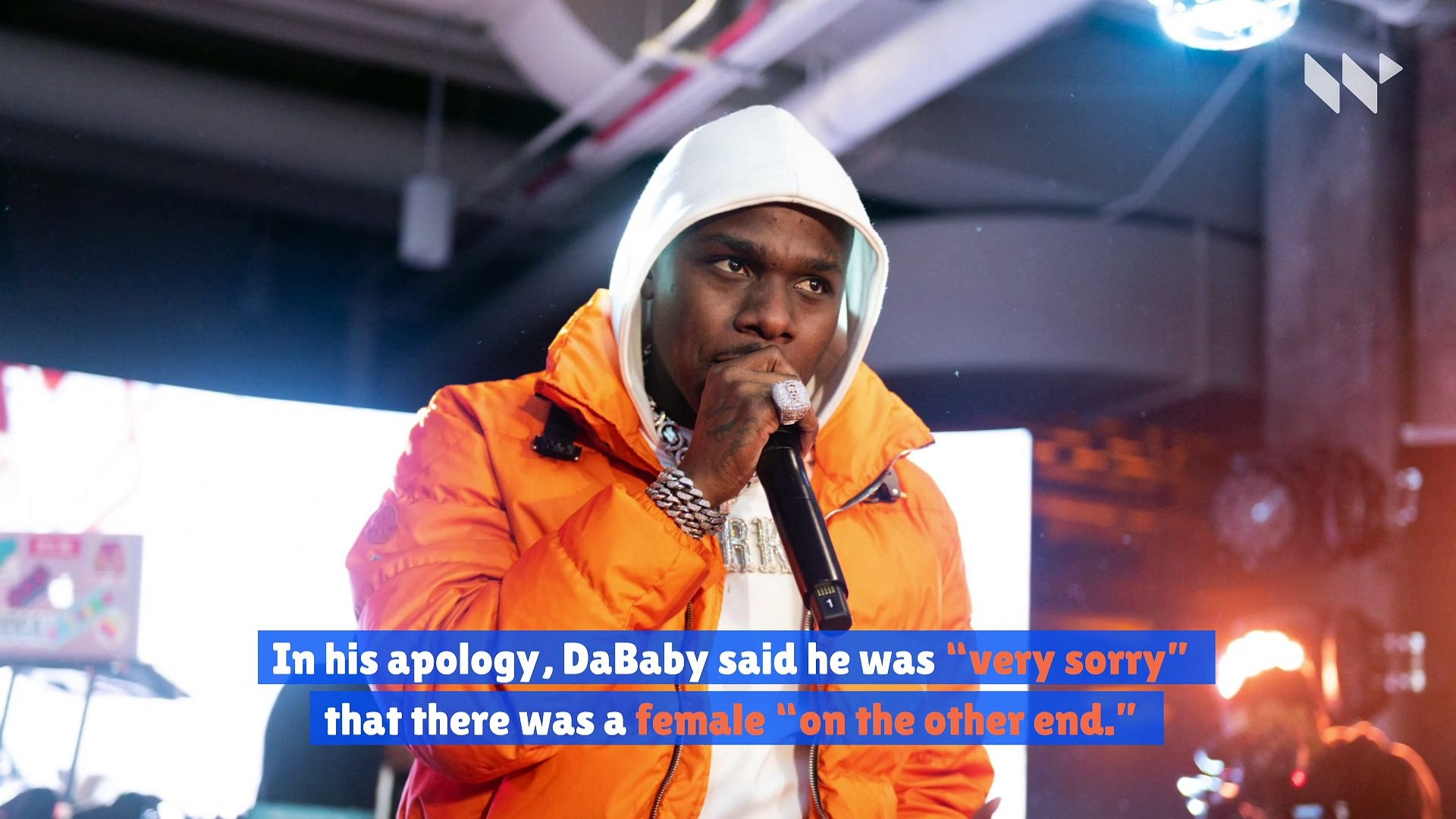 DaBaby Issues Apology for Assaulting Female Fan