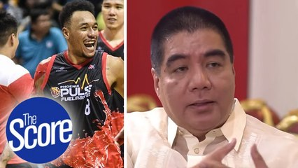 Calvin Abueva's Possible PBA Return As Told By Commissioner Willie Marcial | The Score