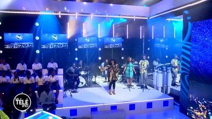TYRANE en Live dans le Talk-show la TÉLÉ D'ICI