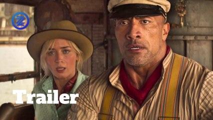 Jungle Cruise Trailer #2 (2020) Dwayne Johnson, Emily Blunt Action Movie HD