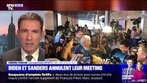 Coronavirus: Bernie Sanders et Joe Biden annulent leurs meetings par précaution