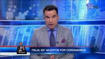 VIDEO | Italia: 168 muertos en apenas un día por Covid-19