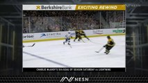 Charlie McAvoy Has Turned Things Around Big Time Offensively Lately
