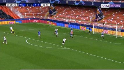 Valencia 3-4 Atalanta | Champions League 19/20 Match Highlights