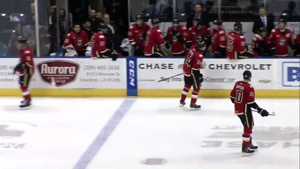 Highlights 3/10: Stockton 4 vs. San Jose 7