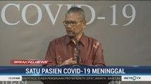 Satu WNA Positif Virus Corona di Indonesia Meninggal Dunia