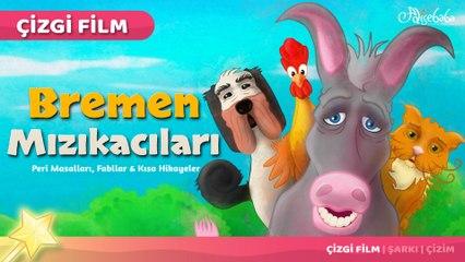 Bremen_Mizikacilari_- Türkçe Çizgi Film Masal