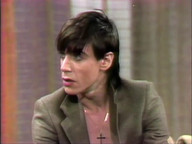 Iggy Pop • Interview with Peter Gzowski • CBC 90 Minutes Live • 11 March 1977
