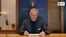 'No Serie A champion would be mortifying' - FIGC president Gravina