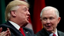 Trump endorses Sessions' opponent in Alabama