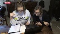 Coronavirus : l'école à domicile s'organise dans les régions les plus touchées