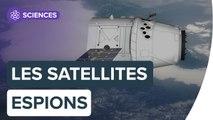 Satellites espions : mission au pays des étoiles   Futura